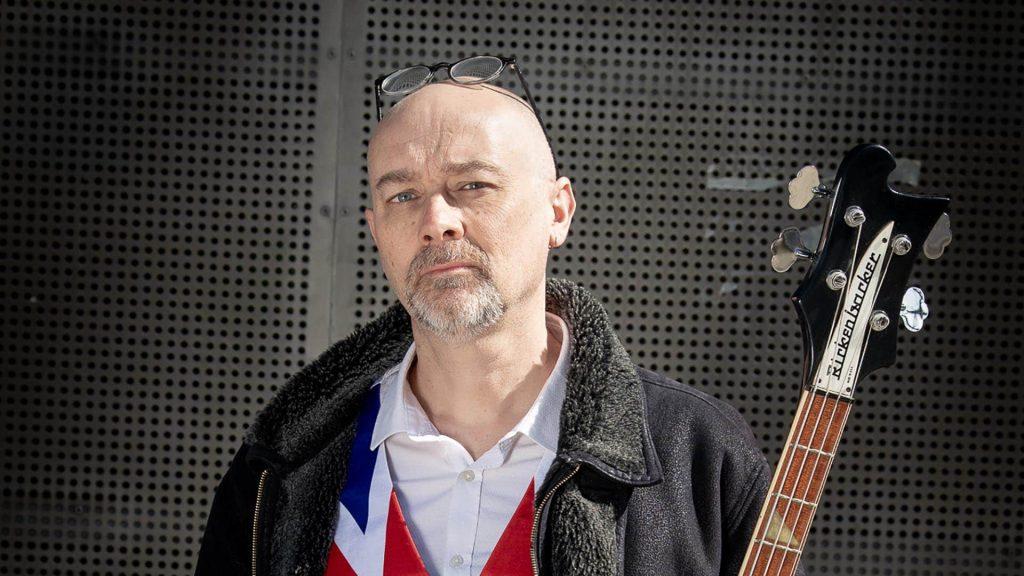 Portrait de Gary Brunton