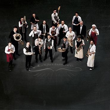 Petits Plats pour Grand Ensemble - Oeuf Big Band