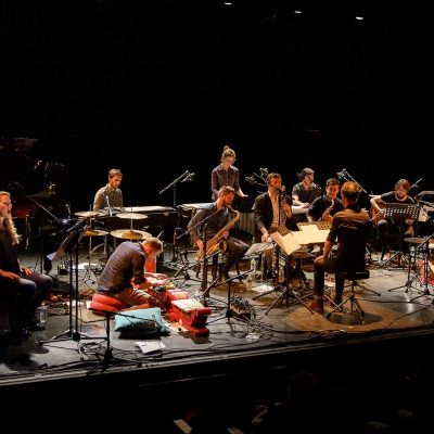 AUM Grand Ensemble © Remi Angeli