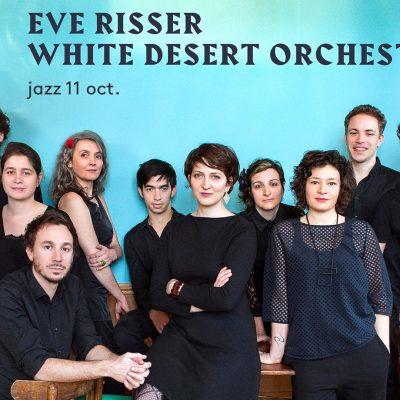 Eve Risser Desert Orchestras
