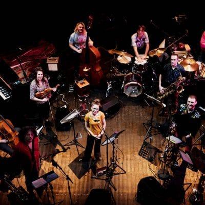 Healing Orchestra sur scène - 2021