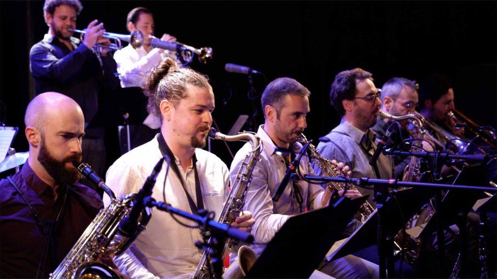 MNBigBand en concert