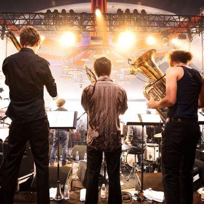 Moger Orchestra © Eric Legret