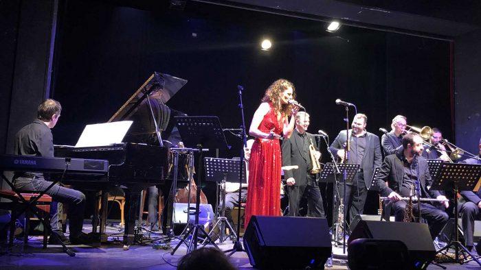 Nice Jazz Orchestra sur scène