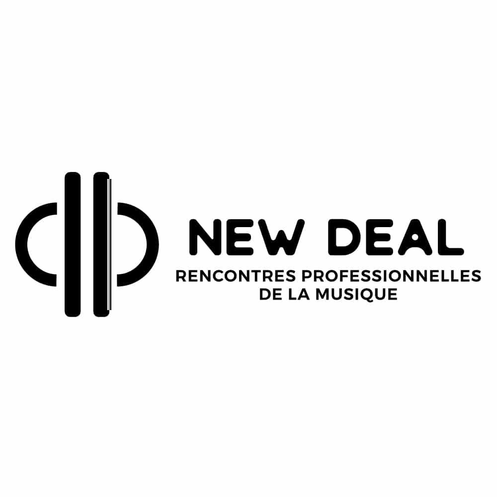 Logo de New Deal, rencontres professionnelles de la musique