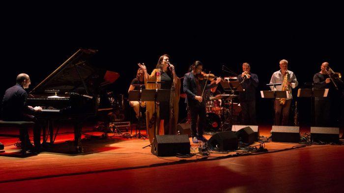 Diagonal JC Cholet sur scène