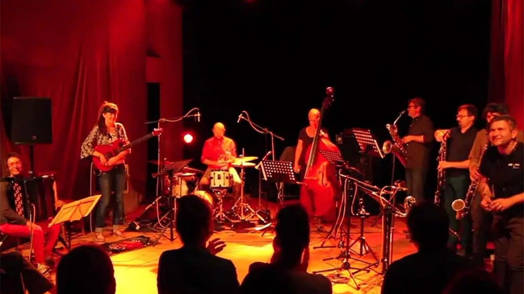 Ensemble Nautilis et Moger Orchestra