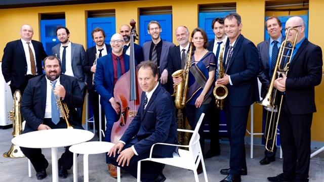 Dal Sasso Big Band au Festival Jazz à la Villette