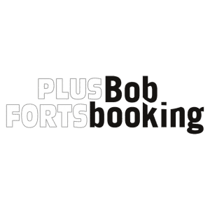 Logo Bob Booking 2020