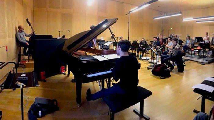 Enregistrement Umlaut Big Band