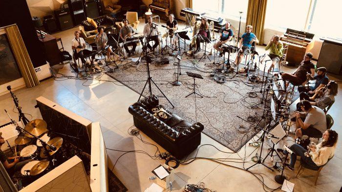Q-Some Big Band © Lode Mertens