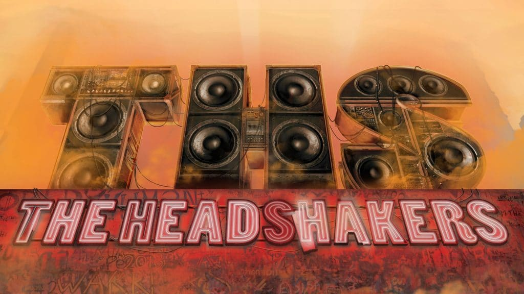 The Headshakers cover