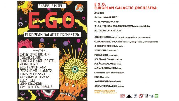 Nautilis - European Galactic Orchestra