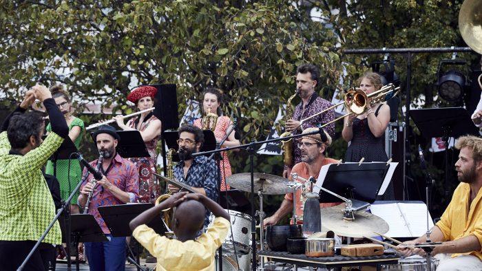 Surnatural Orchestra à la Noue